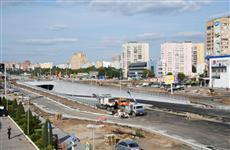 Развязка на Московском шоссе и Кирова открыта для движения транспорта