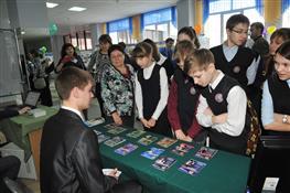В Самарском государственном университете прошла межвузовская выставка инноваций