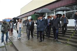 Николай Меркушкин провел встречу с руководителями компаний, производящими тротуарную плитку