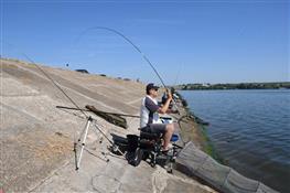 Турнир по рыбной ловле на фидерную снасть
