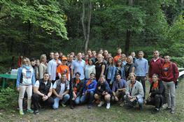 Дмитрий Азаров принял участие в экологической акции в Жигулевском заповеднике