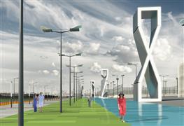 """Проект компании """"ГеоСпецСтрой"""" по благоустройству территории вокруг стадиона """"Самара Арена"""" прошел госэкспертизу"""