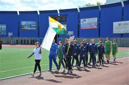 В губернии прошли III сельские спортивные игры среди учащихся