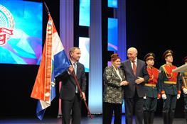 В Самаре отметили День работников торговли, бытового обслуживания населения и ЖКХ