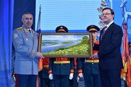 Торжества, посвященные 75-летию 2-й гвардейской Краснознаменной общевойсковой армии