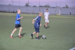 Губернатор Николай Меркушкин посетил Академию футбола имени Юрия Коноплева