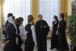 Самарская православная духовная семинария. День открытых дверей