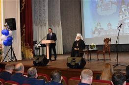 Глава региона встретился с православными жителями