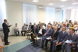 Вторая стратегическая сессия, посвященная разработке новой модели вуза