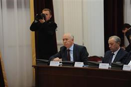 Губернатор на совещании в Казани, посвященном вопросам профилактики террористических и экстремистских проявлений