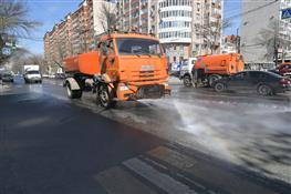 К ЧМ-2018 улицы Самары будут вымыты с шампунем