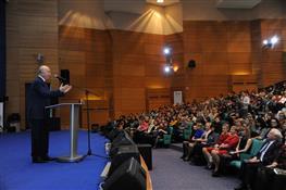 Николай Меркушкин поздравил с наступающим Международным женским днем сотрудниц АвтоВАЗа