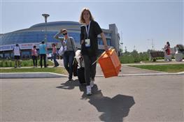 Тольятти принимает участников Российской студенческой весны
