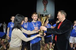 В Самаре прошел спортивный праздник, приуроченный к Кубку Конфедераций ФИФА