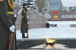 В Самаре почтили память Героев Отечества