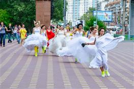 В Самаре 17 невест преследовали чужого жениха