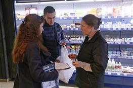 Самарские гастрономические бутики изнутри