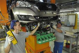 АвтоВАЗ запустил производство Datsun on-DO