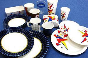 Бумажная одноразовая посуда в воронеже
