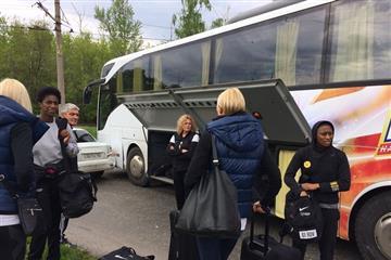 Автобус с гандболистками клуба Ростов-Дон попал в ДТП в Самарской области