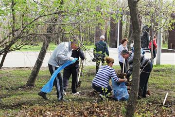Саратовцы включили улучшение экологии Волги в число приоритетов