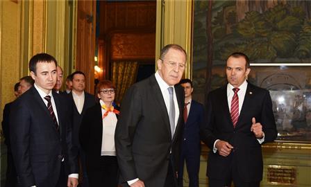 В МИД России состоялась презентация Чувашской Республики