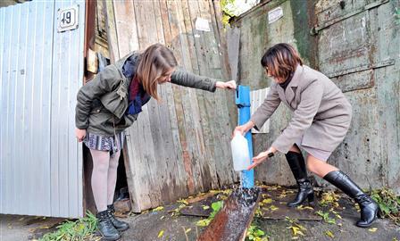 Экспертиза показала, что за вода течет из самарских колонок
