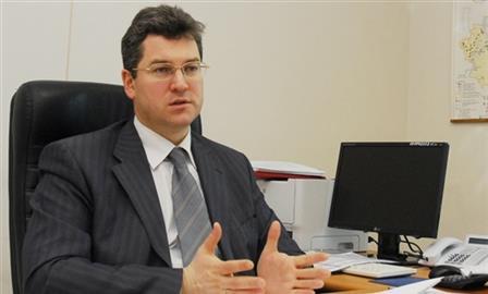 Виктор Кудряшов покинул пост первого вице-мэра Самары