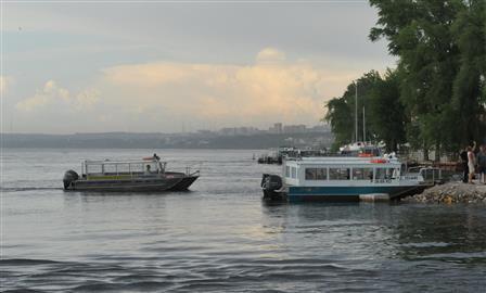 На время ЧМ-2018 в Самаре не будет вводиться запрет на судоходство