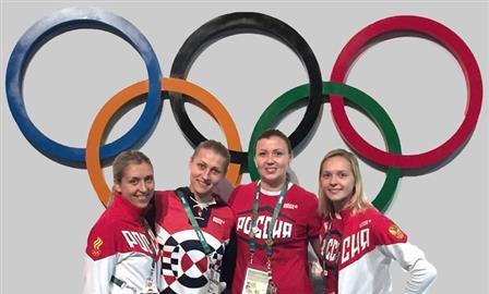 """Гандболистки """"Лады"""" помогли сборной выиграть золото Олимпийских игр"""
