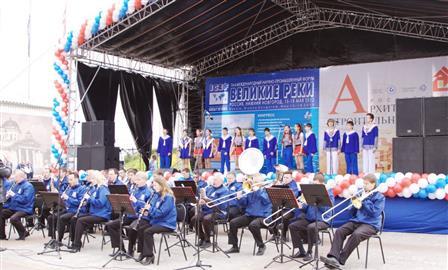 """Форум """"Великие реки — 2017"""" пройдет на Нижегородской ярмарке"""
