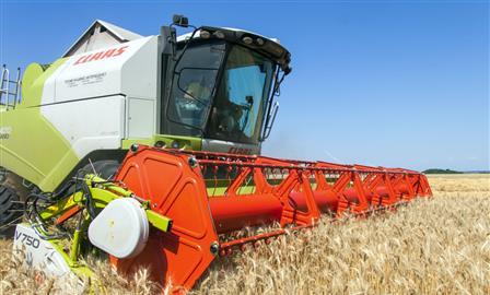 В Нижегородской области приступили к уборке урожая