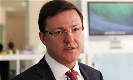 Дмитрий Азаров прокомментировал ситуацию с Газбанком