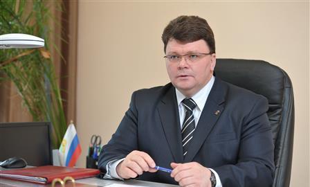 """Алексей Попов: """"Губерния успешно развивает АПК"""""""