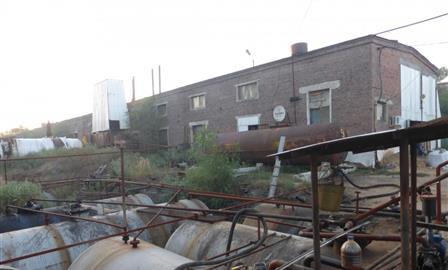 """На территории бывшего """"Фосфора"""" ликвидирован подпольный НПЗ"""
