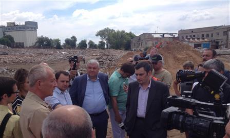 Общественники подготовят концепцию развития территории завода клапанов