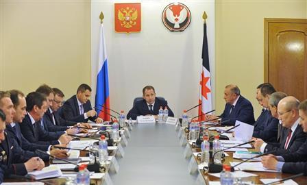 Михаил Бабич провел рабочее совещание по вопросу строительства мостовых переходов через реки Кама и Буй