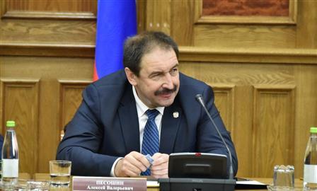 Премьер-министром Татарстана стал Алексей Песошин