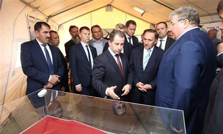 В Мордовию с рабочим визитом прибыл полпред президента России в ПФО Михаил Бабич