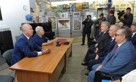 Глава Минобра РФ встретилась с ректорами самарских вузов