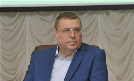 Николай Брусникин возглавил минпром
