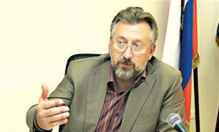 Уволен главврач больницы им. Пирогова Валерий Кириллов