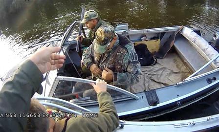 """Браконьерские сети, ружья и патроны - свежий """"улов"""" инспекторов департамента охоты и рыболовства"""
