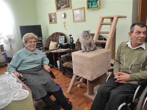 Пансионат для инвалидов: золотая клетка или новая жизнь?