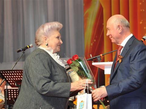 Торжественный прием от имени губернатора Николая Меркушкина, посвященный Победе в Великой Отечественной войне