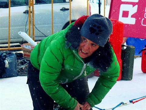 """Победительница """"Волга Квест 2014"""" считает гонки на собачьих упряжках невероятным приключением"""