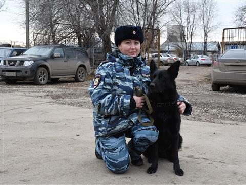 Ума Турман в Самарской области борется с преступностью