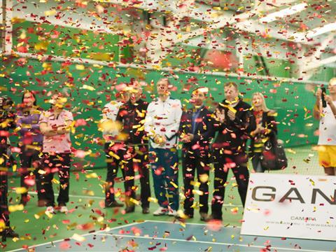 В Тольятти прошел премиум-турнир по большому теннису Porsche Tennis Cup