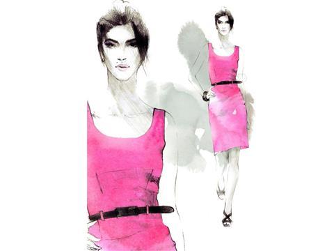 Самару посетил fashion-иллюстратор Александр Рощин, сотрудничавший с Сhanel
