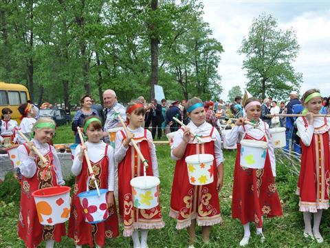 Наша губерния. Клявлинский район